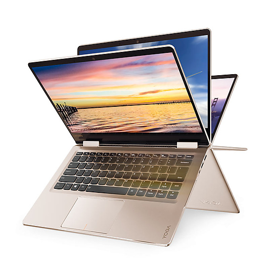 YOGA 710-14IKB 14.0英寸触控笔记本 金色 80V4002UCD图片