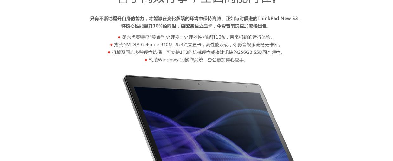 Thinkpad S3 2016