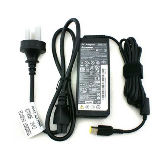 ThinkPad 原装笔记本充电器电源适配器X1Carbon90W(方口)图片